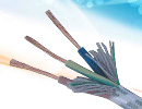 Textile Braided Flexible Cable H03rt H
