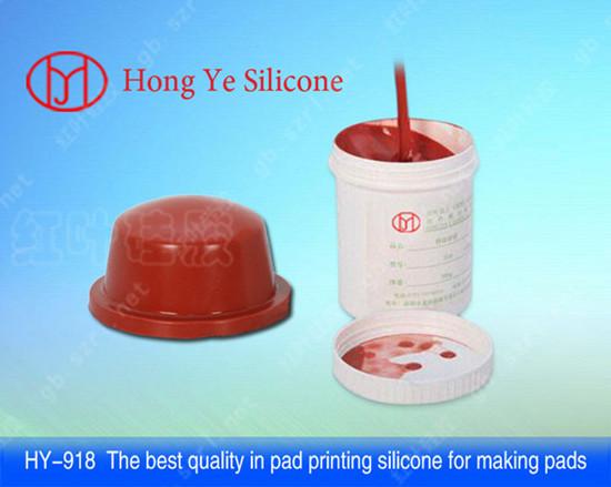 Rtv Silicone Liquid For Pad Printing