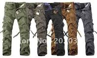 Casual Trousers Cargos