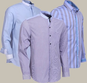 Regular And Slim Fit Casual Shirts