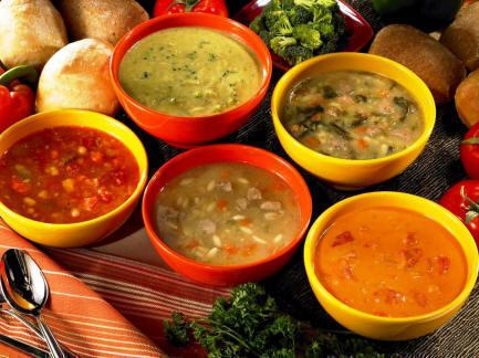Flavor Soups Instant Foods