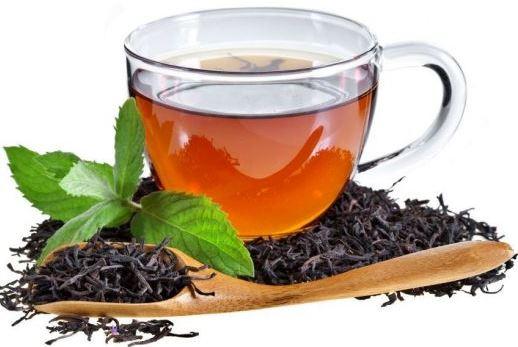 Herbal Tea Flavoured Black Green