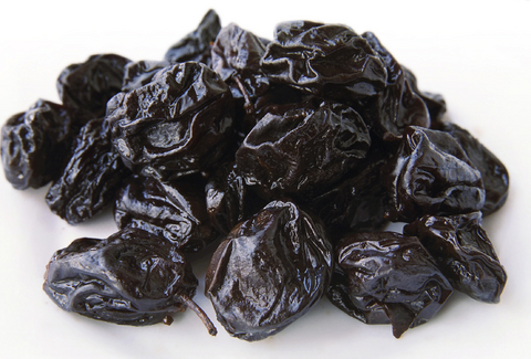 Dry Prunes Or Plums Fruit