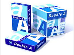 Double A A4 Copier Paper In 80 Gsm 75 70