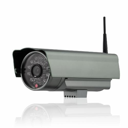 0 3megapixel Tilt Pan Two Way Audio Wireless Ip Bullet Camera