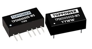 0 5w Isolated Twin Output Dc Converters