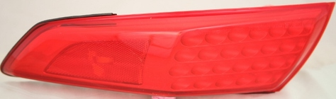 05 08 Infiniti Fx35 Driver S Side Tail Light