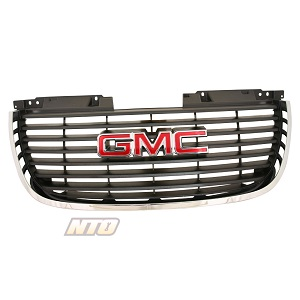 07 12 Gmc Yukon Front Grille