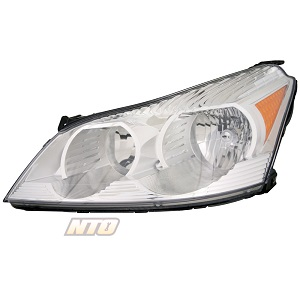 09 12 Chevy Traverse Driver S Side Lh Headlight