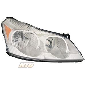 09 12 Chevy Traverse Headlights Rh