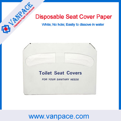 1 2 Fold Toilet Paper Disposable Seat Cover