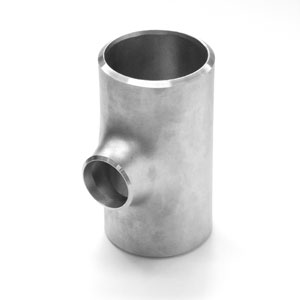 1 2 To 24 Reducing Tee Hydraulic Bulging Hot Forming Meng Cun Product
