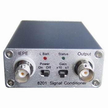 1 4 16 Channels Iepe Sensor Signal Conditioner