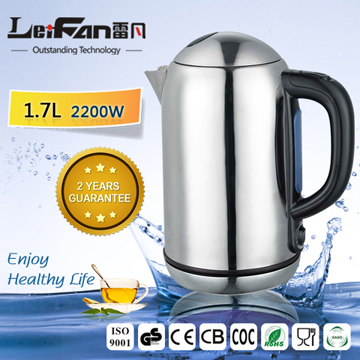 1 7l Best Electric Kettle Of Stainless Steel Kettles