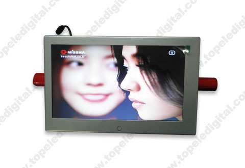 10 1inch With Internal Battery For Shopping Trolley Cart