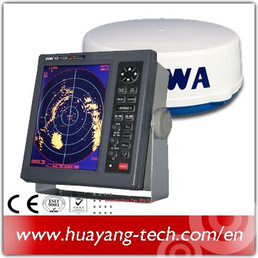 10 4 Inch Marine Radar