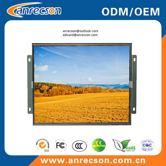 10 4 Inch Touch Open Frame Monitor With Dvi Vga Input