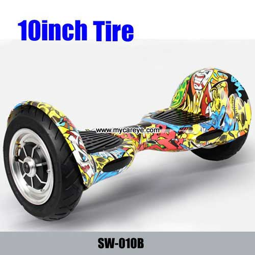 10 Inch Two Wheeled Electric Car Balance Shilly Manufacturer In Shenzhen