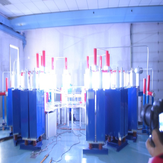 10 Pulse Multi Stroke Test System