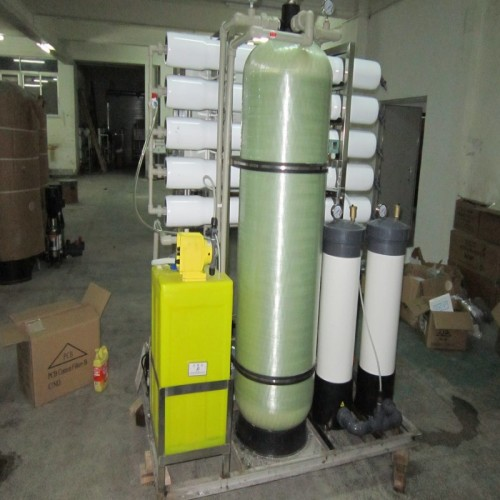 10 Tons Per Day Ro Sea Water Purification System