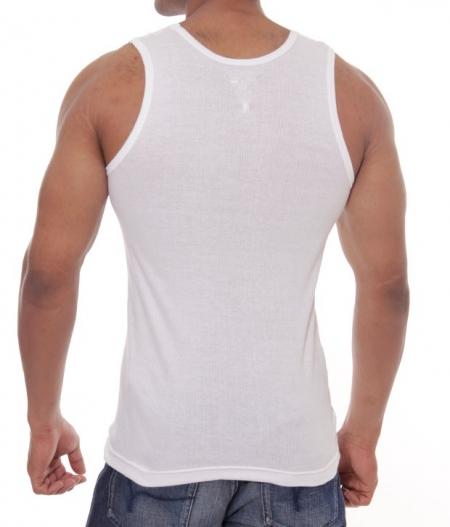 100 Cotton Mens Vests