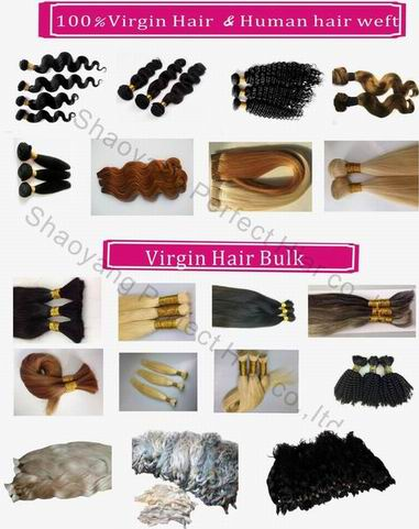 100 Human Hair Brazilian Nature