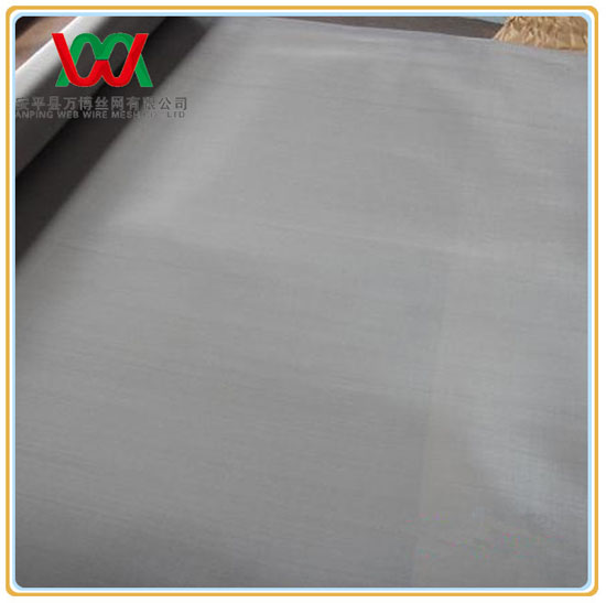 100 Mesh Stainless Steel Wire Cloth 0 1mm 1 0m Wide