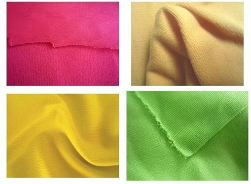 100 Polyester Fleece Fabric For Sport Wear