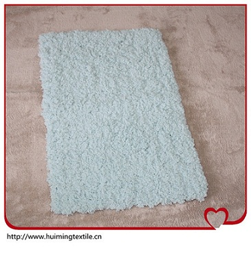 100 Shaggy Polyester Carpet Microfiber