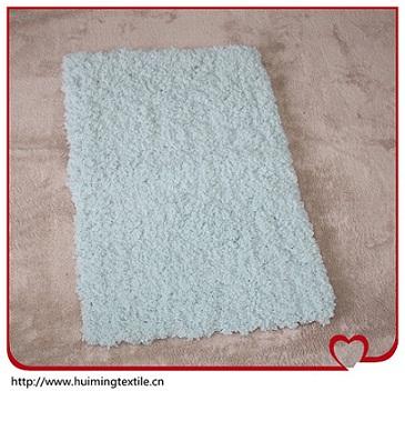 100 Shaggy Polyester Carpet Microfiber