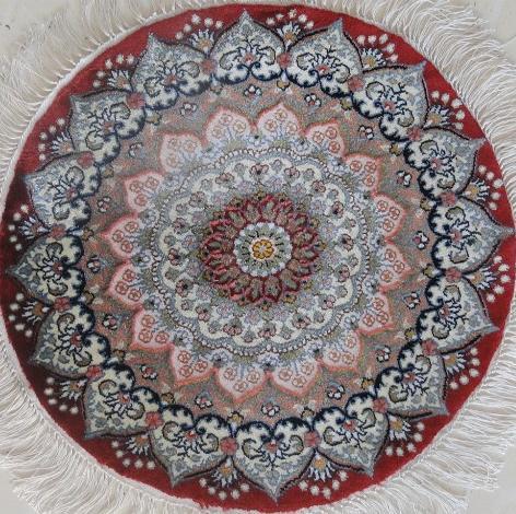 100 Silk Carpet By Handmade