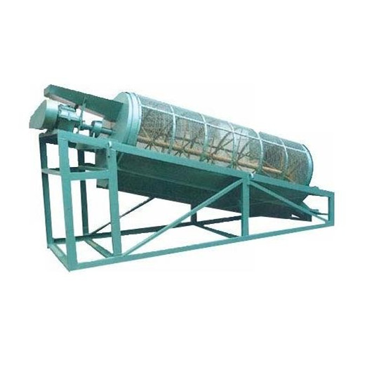 100micron Roller Vibrating Screen