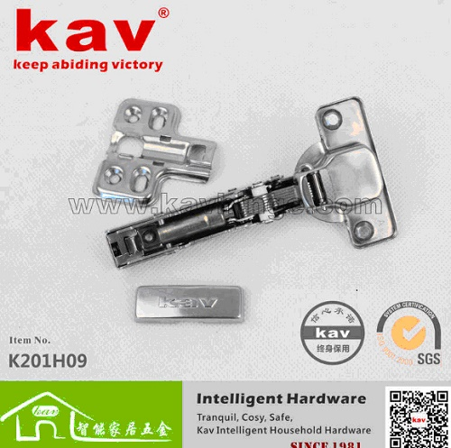 105 Degree Soft Close Stainless Steel Cabinet Hinge