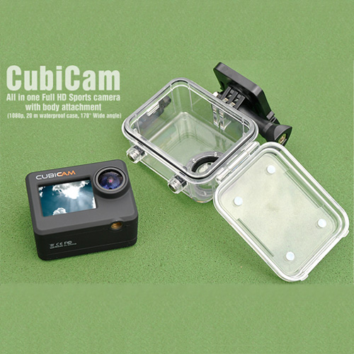 1080p 50 Meters Waterproof Sport Action Camera