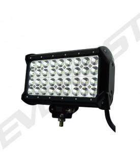 108w Four Row Led Light Bar Waterproof Ip67