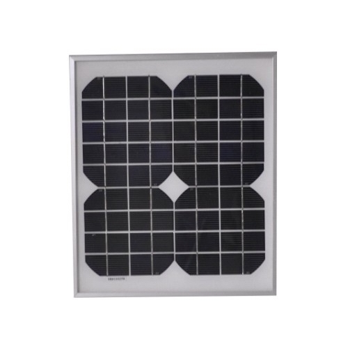 10w Monocrystalline Solar Panel Module For System