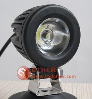 10w Round Led Work Light E Wl 00033