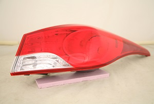 11 13 Hyundai Elantra Sedan Tail Lights Pair