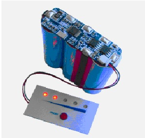 11 1v 18650 2200mah Li Ion Battery Packs