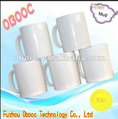 11oz White Ceramic Mug For Sublimation Transfer