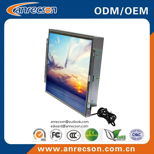 12 1 Inch Industrial Open Frame Lcd Monitor With Different Touchscreen Option