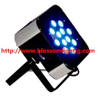 12 10w Quad Led Par Light Bs 2011