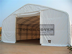 12 2m 40 Wide Fabric Structure Tc406019 Tc407021 Tc408021