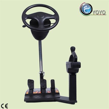 12 5 Kgs Handy Car Racing Game Machine Driving Simulator