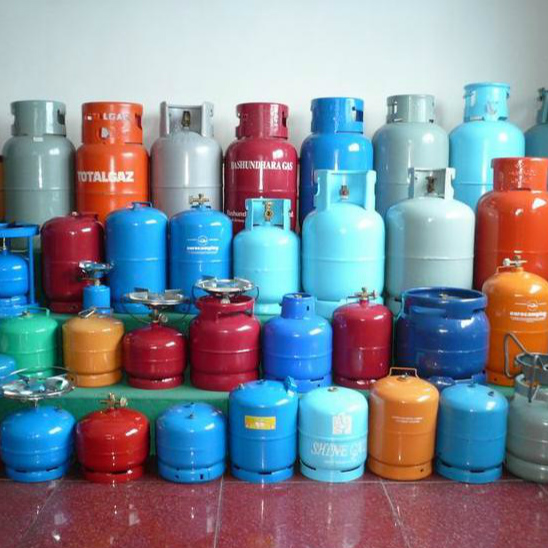 12 5kg Lpg Gas Cylinder