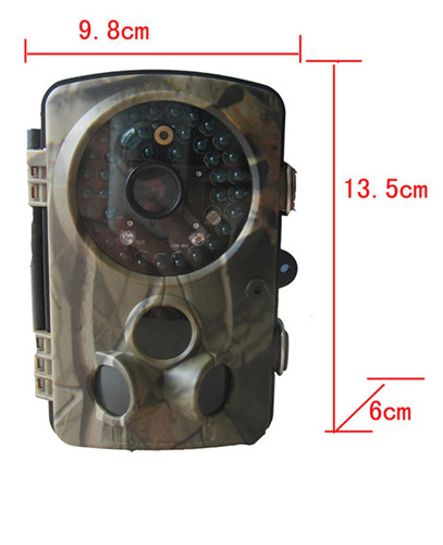 12 8 5mp 940nm Ir Night Vision Mms Hunting Trail Camera Acorn Mobile Scouting