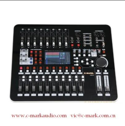 12 Channel Digital Mixer C Mark Cdm12