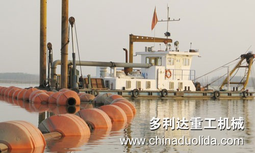 12 Inch Dredging Machine