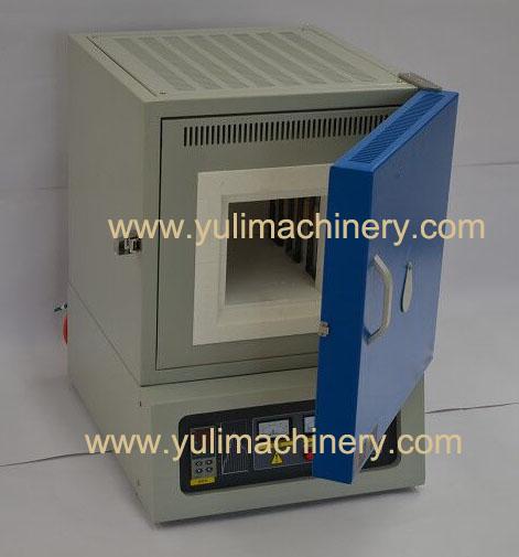 1200c 1400c 1700c 1800c Laboratory Box Muffle Furnace