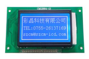 122x32 Monochrome Graphic Lcd Module Cm12232 13
